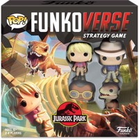 Funko POP! - Funkoverse: Jurassic Park - Strategy Game (46066)