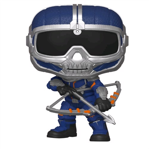 Image of Funko POP! - Marvel: Black Widow- Taskmaster w/bow (46685) (0889698466851)