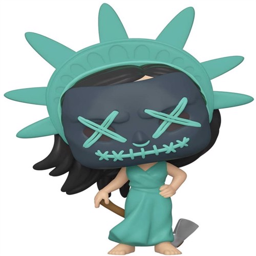 Image of Funko Pop! - Movies: The Purge - Lady Liberty (Election Year) (43453) (0889698434539)