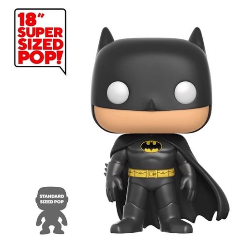 Image of Funko POP! - Super Sized Figure - Batman 45 cm (DC Universe: Batman) (42122) (0889698421225)