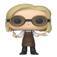 Funko POP! - TV: Doctor Who - 13th Doctor w/Goggles (43349)