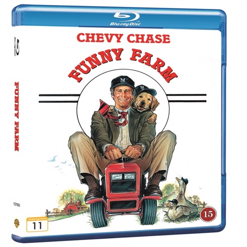 Image of Funny Farm - Blu-ray (5051895060711)