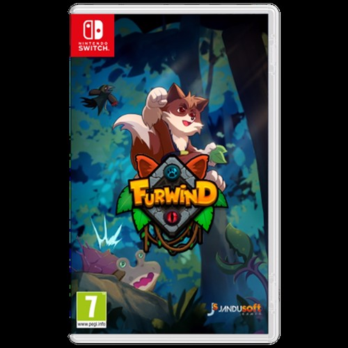 Image of Furwind special edition, Nintendo Switch (8436016710671)