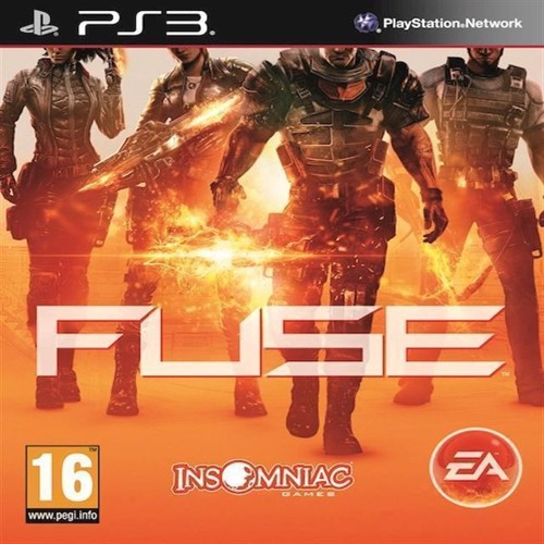 Image of   FUSE - PS3