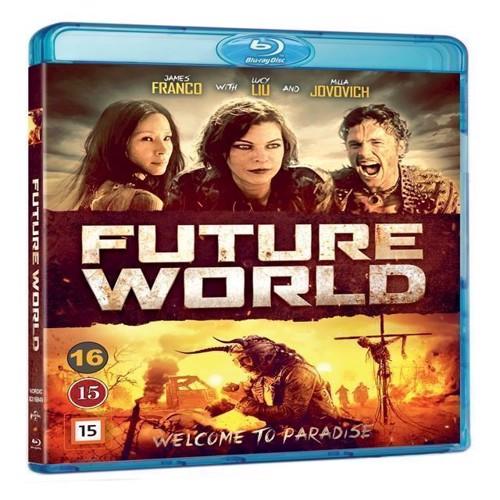 Image of Future world DVD (5053083168476)