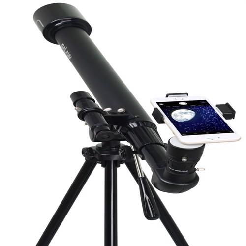 Image of Galaxy Tracker 525 Stjernekikkert Med Mobiltelefon Adaptor