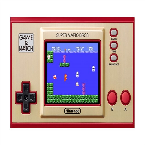 Image of Game & Watch: Super Mario Bros (0045496444914)