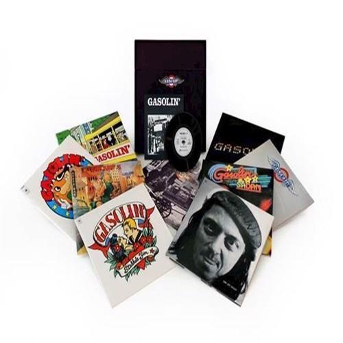 Image of Gasolin - The Black Box inkl 7 Silky Sally - Vinyl (0889854595111)