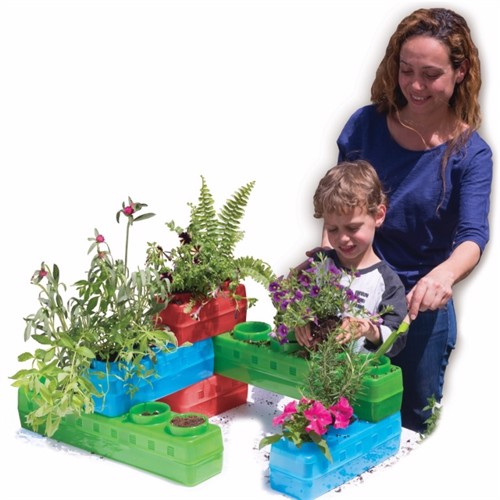 Image of Gblox Planteklodser Plantekasser Til Børn