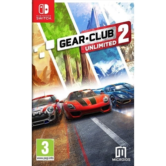 Image of   GearClub Unlimited 2
