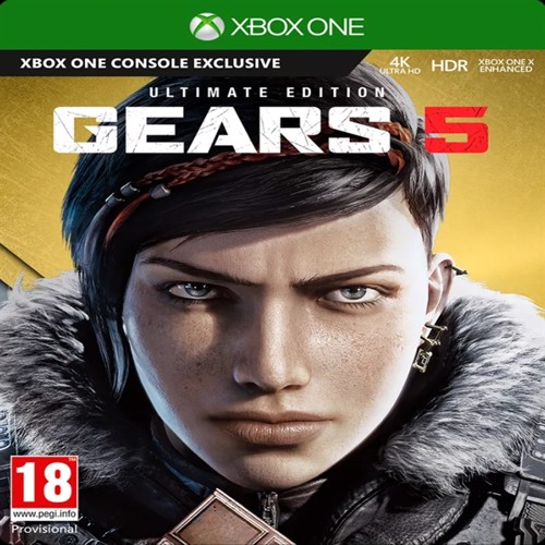 Image of Gears 5 Ultimate Editon Nordic Xbox One (0889842518955)