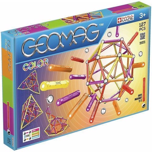 Image of Geomag - Color - 127 dele (0871772002642)