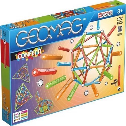 Image of Geomag - Confetti - 127 dele (0871772003540)