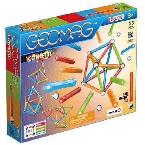 Image of Geomag - Confetti - 35 dele (0871772003519)
