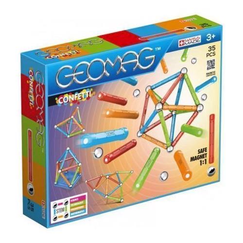 Image of Geomag - Confetti - 50 dele (0871772003526)