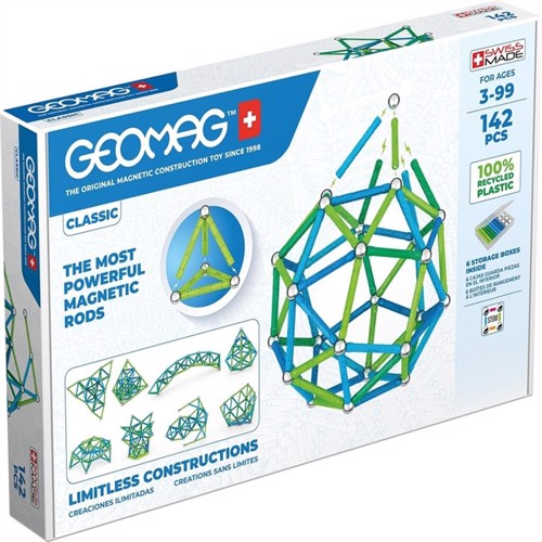 Image of Geomag - Classic Green Line 142 (274) (0871772002741)