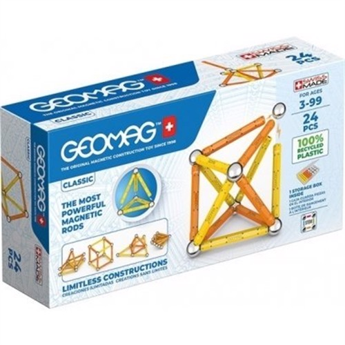 Image of Geomag - Classic Green Line 24 (270) (0871772002703)