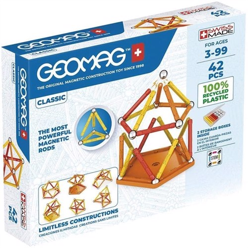 Image of Geomag - Classic Green Line 42 (271) (0871772002710)