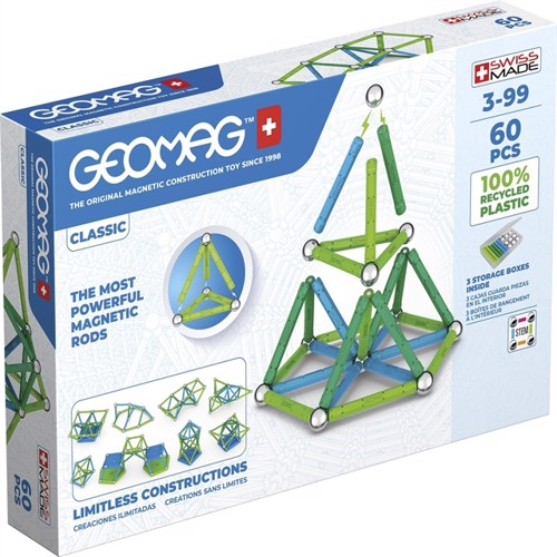 Image of Geomag - Classic Green Line 60 (272) (0871772002727)