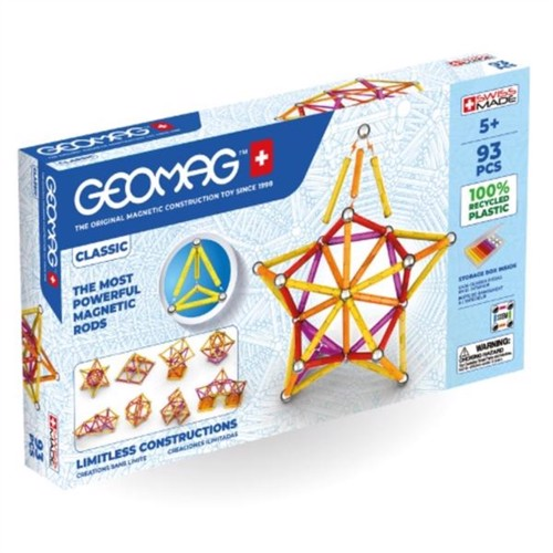 Image of Geomag - Classic Green Line 93 (273) (0871772002734)