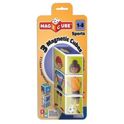 Image of Geomag MagiCube Sport, 3 dele