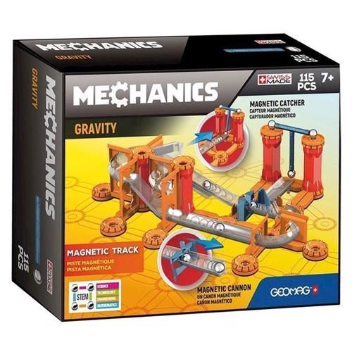 Image of Geomag Mechanics Gravity Magnetic Track, 115 dele