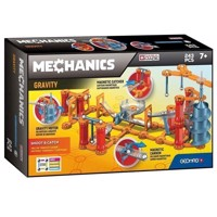 Geomag Mechanics  Gravity Shoot amp Catch, 243 dele