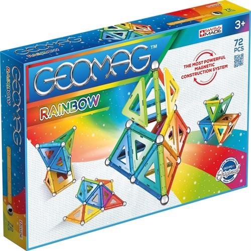 Image of Geomag - Rainbow 72 (371) (0871772003717)