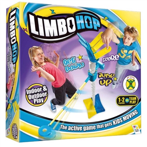 Image of Getgo Limbo Hop Sjov Til Indenfor Eller Udenfor