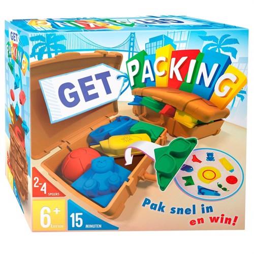 Get Packing, brætspil