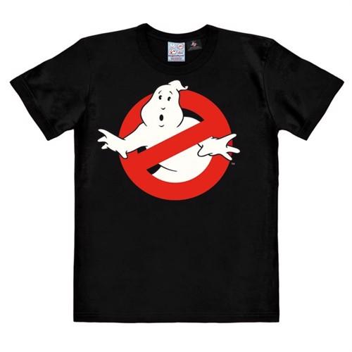 Ghostbusters - Logo - Easyfit - black - Original licensed product