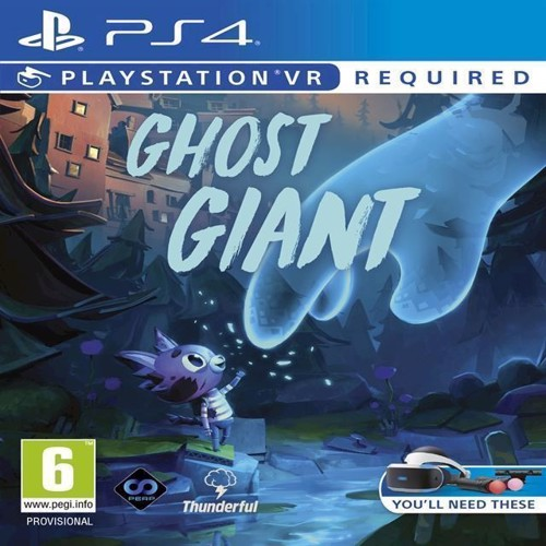 Image of Ghost Giant PSVR - PS4 (5060522092957)