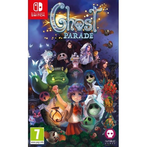 Image of Ghost parade, Nintendo Switch (5056280414483)