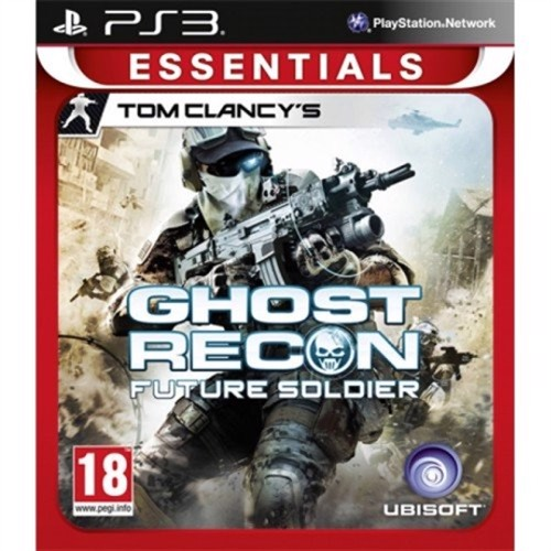 Image of Ghost Recon: Future Soldier (Essentials) (Nordic) - PS3