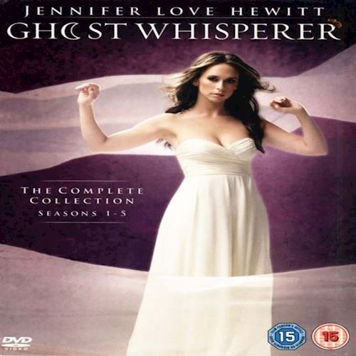 Image of Ghost Whisperer The Complete Collection 29 Disc Dvd (8717418301408)