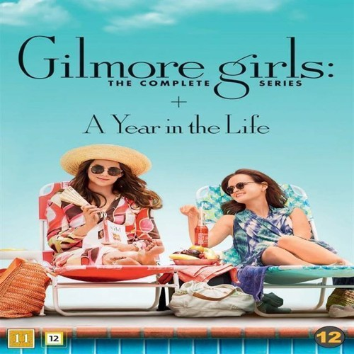 Image of Gilmore Girls Sæsons 17 A Year in the Life DVD (7340112741242)