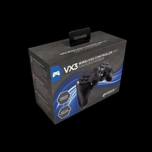 Image of Gioteck Vx3 Controller Wireless Rf - Ps3