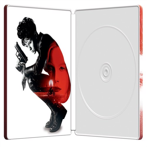 Girl in the spiders web  DVD