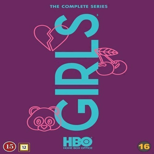 Image of Girls The Complete Series 1 6 Blu-ray (7340112738570)