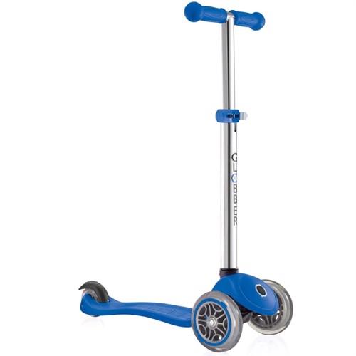 Image of Globber løbehjul primo med lys v2 blå