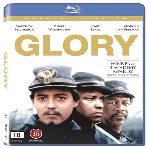 Image of Glory (Classic Line) Blu-Ray (5051162303077)