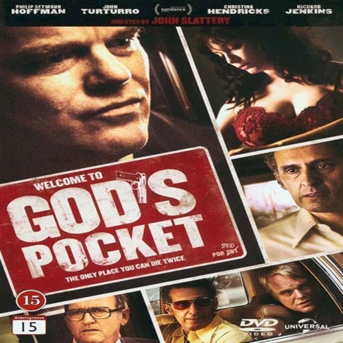 Image of Gods Pocket DVD (5053083035792)