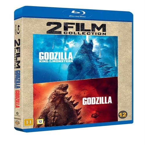 Image of Godzilla serie 1-2, Blu-ray (7340112750770)