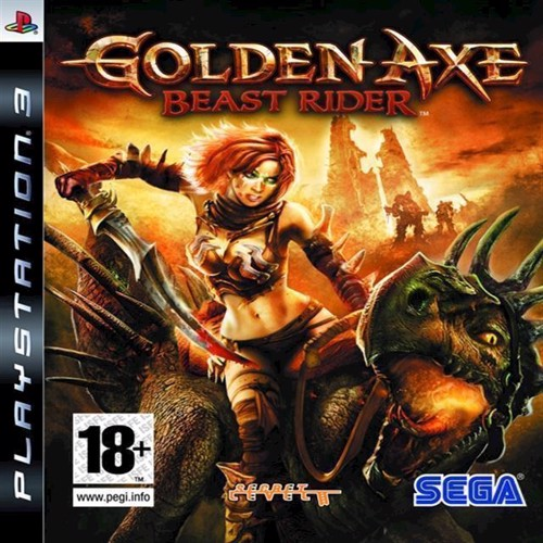 Image of   Golden Axe Beast Rider - PS3