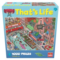 Goliath - That's Life - Pussle - Moving (1000pcs) (71385)