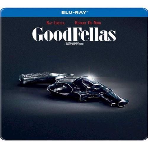 Image of GoodFellas Limited Steelbook Blu-ray (7340112744335)