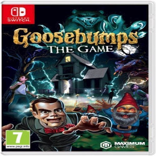 Image of   Goosebumps The Game