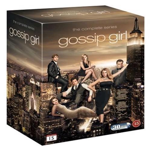 Image of   Gossip Girl Complete Box Set Sæson 1 6 DVD