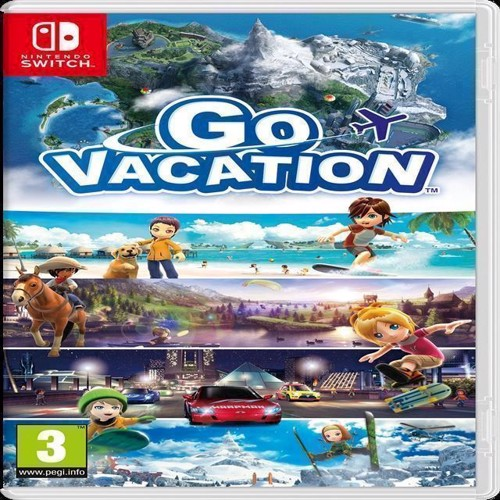 Image of   Go Vacation