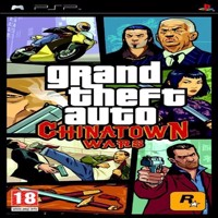 Grand Theft Auto Chinatown Wars GTA - PS Portable